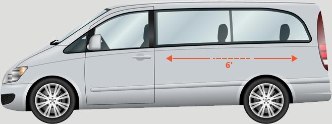 mini-van-length